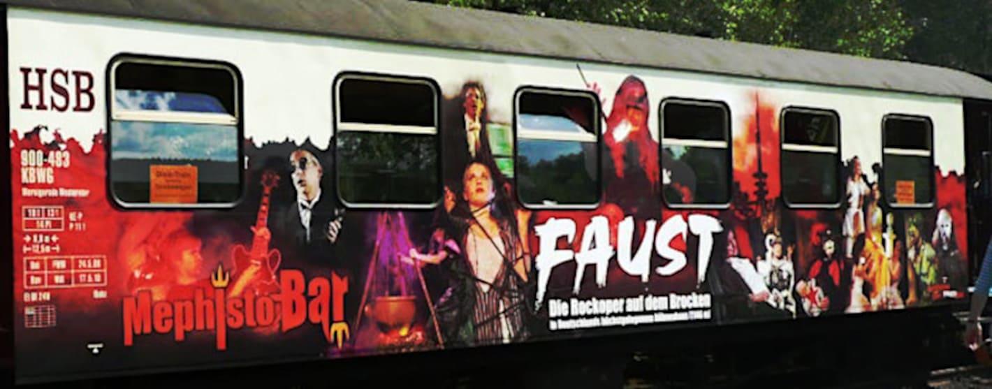 HSB Faust die Rockoper Wagon